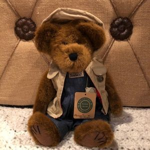 "Boyd's Bear ""Hemingway Grizzman Invest Collection"